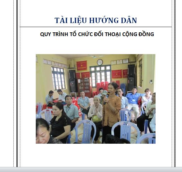 Tai lieu huong dan doi thoai cong dong